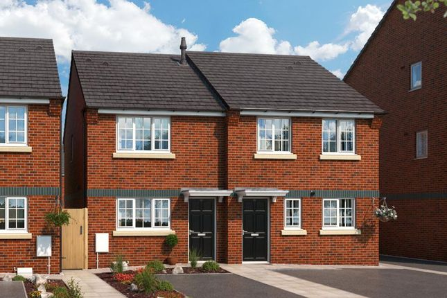 """Thumbnail Property for sale in """"The Buttercup At Lyme Gardens, Stoke-On-Trent"""" at Wellington Road, Hanley, Stoke-On-Trent"""