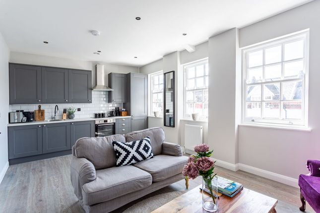 Thumbnail Flat to rent in Saint John's Road, Southend-On-Sea