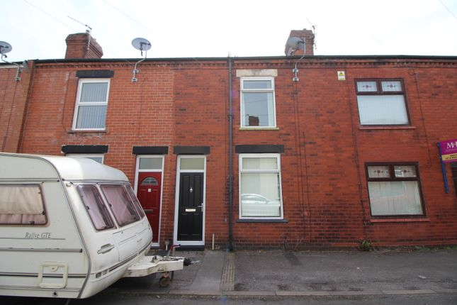 Thumbnail Terraced house to rent in Stanley Road, Platt Bridge