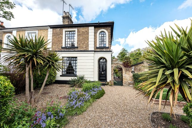 Thumbnail Semi-detached house for sale in The Villas, Main Road, Orpington