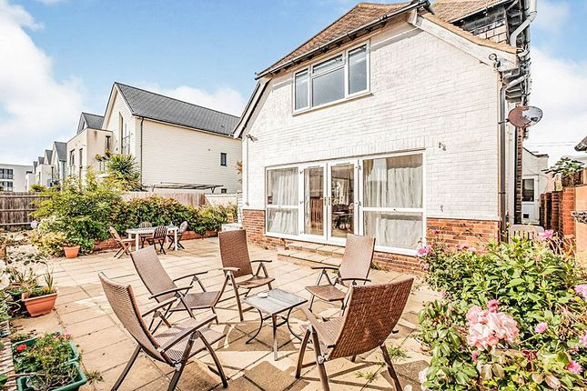 Thumbnail Detached house for sale in Eirene Road, Goring-By-Sea, Worthing
