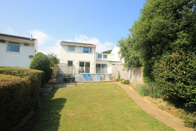 Thumbnail Link-detached house for sale in Sunnybanks, Hatt, Saltash