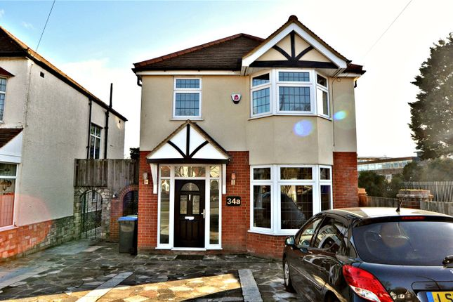 Thumbnail Detached house to rent in Wilmer Way, London