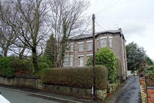 Thumbnail Semi-detached house for sale in Kersal Road, Prestwich, Prestwich Manchester