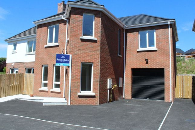 Thumbnail Detached house for sale in Upper Newtownards Road, Dundonald, Belfast
