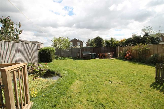 Rear Garden of Meadowlands, Kirton, Ipswich IP10