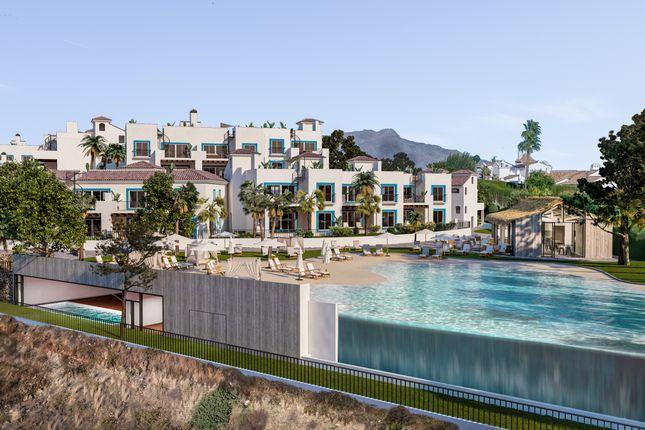 Thumbnail Apartment for sale in Paraiso Pueblo, El Rosario, Marbella, Málaga, Andalusia, Spain