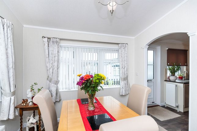 Thumbnail Mobile/park home for sale in Central Avenue, Culverhouse Cross, Cardiff