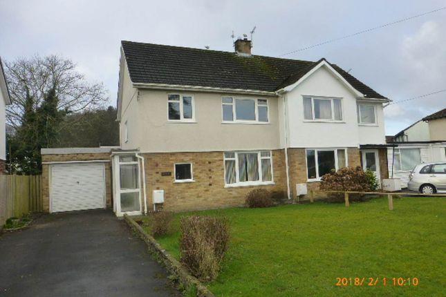 Thumbnail Property to rent in Llansteffan Road, Johnstown, Carmarthen