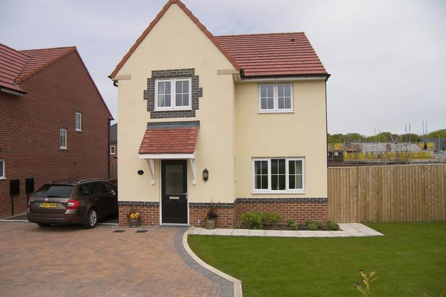 Thumbnail Detached house for sale in Hudson Drive, Kirkham, Preston