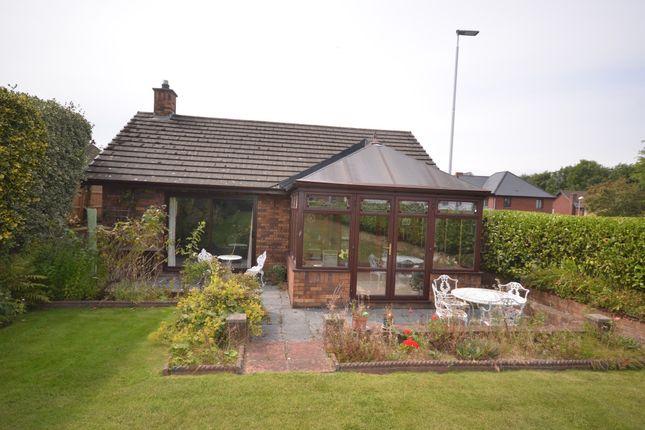 Thumbnail Detached bungalow to rent in Brynceinion, Waunfawr, Aberystwyth