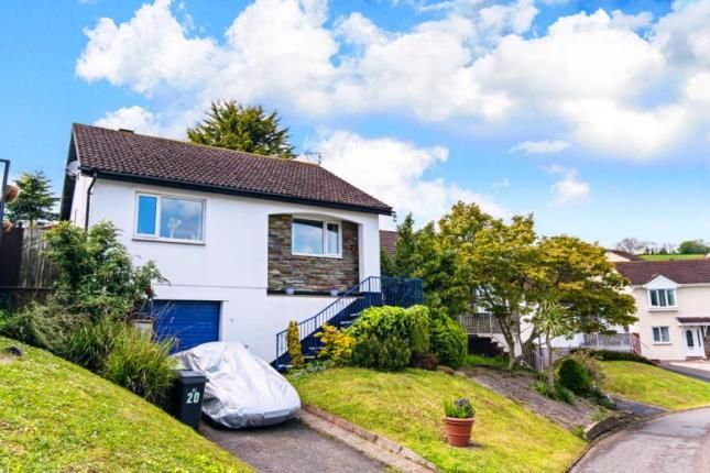 Thumbnail Bungalow for sale in Teignmouth, Devon
