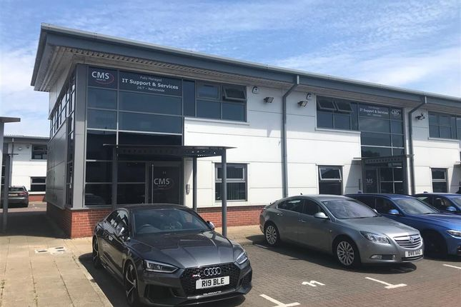 Thumbnail Office to let in Unit 14 & 15 Trident Park, Trident Way, Blackburn