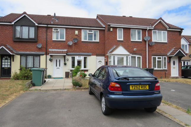 Thumbnail Semi-detached house for sale in Britannia Road, Walsall