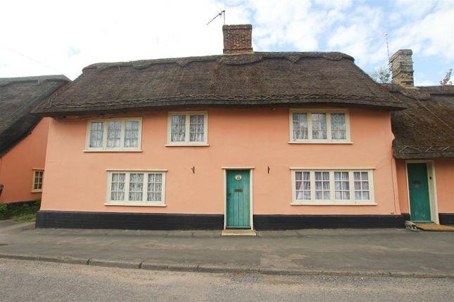 3 bed detached house to rent in Abbey Street, Ickleton, Saffron Walden CB10