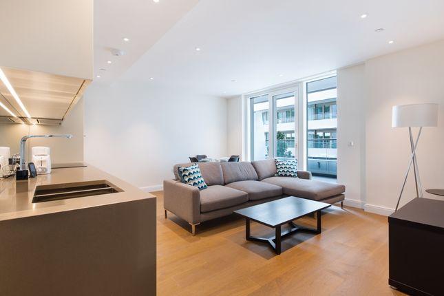 Living Room of Altissima House, Vista, Battersea SW11