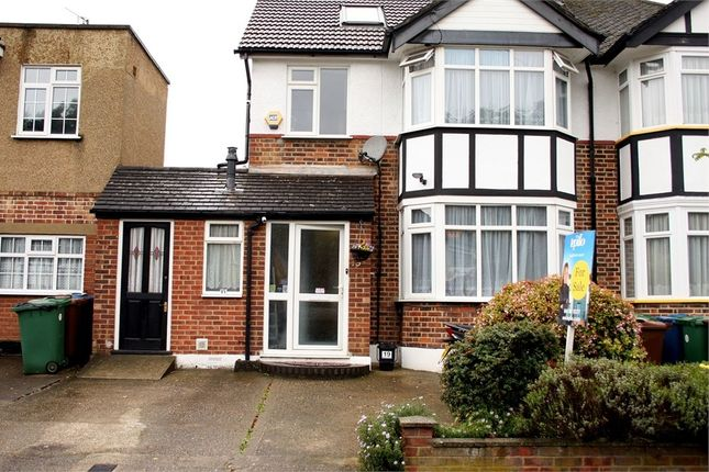 Thumbnail Semi-detached house for sale in Durley Avenue, Pinner, Greater London