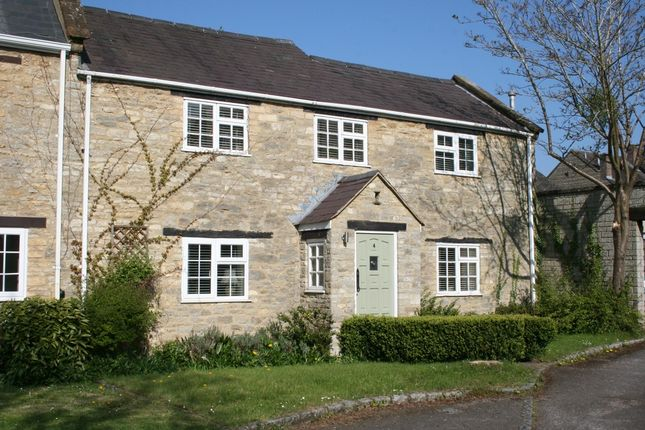 Thumbnail Semi-detached house for sale in Dashwood Mews, Kirtlington, Kidlington