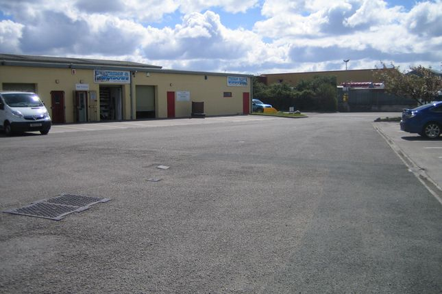 Tamar View Industrial Estate, Saltash PL12