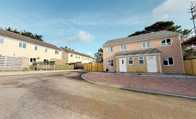 3 bedroom end terrace house for sale in Crowlas, Penzance, Cornwall.
