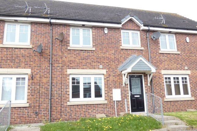 Semi-detached house to rent in Beadnell Drive, Seaham