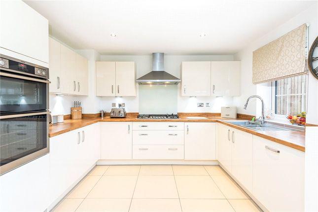 Kitchen Area of Grange Fold, Lightcliffe, Halifax, West Yorkshire HX3