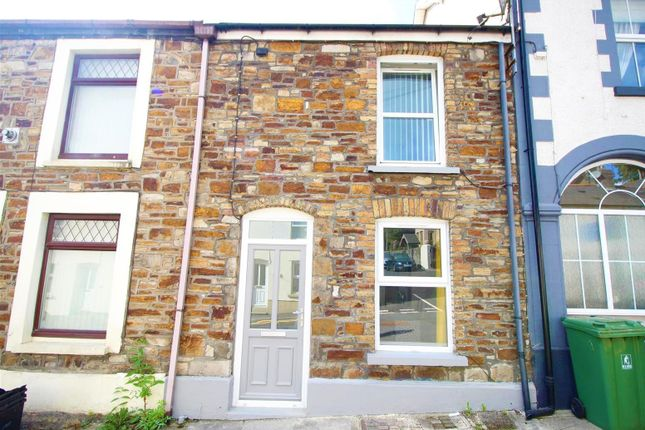 Thumbnail Terraced house for sale in High Street, Abersychan, Pontypool