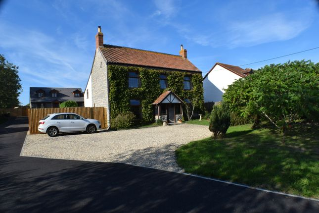 Thumbnail Detached house for sale in Riverton Road, Puriton, Bridgwater
