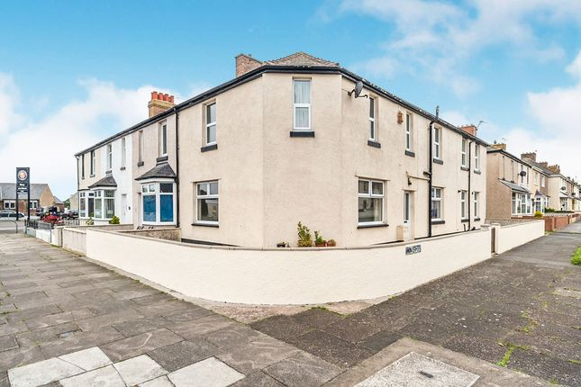 Thumbnail End terrace house for sale in Waver Street, Silloth, Wigton, Cumbria