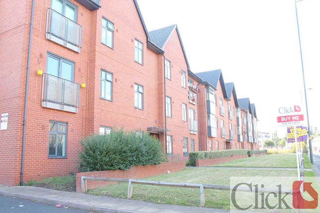 2 bed flat for sale in Thomas House, 11 Wood End Road, Erdington, Birmingham