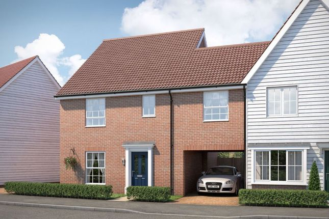 "Thumbnail Property for sale in ""The Ickworth"" at Yarrow Walk, Red Lodge, Bury St. Edmunds"