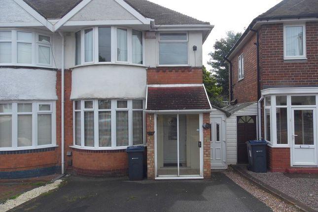 External of Ryde Park Road, Rednal, Birmingham B45
