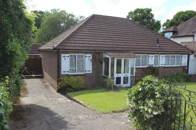 Thumbnail Bungalow for sale in Woodstock Road, Carshalton