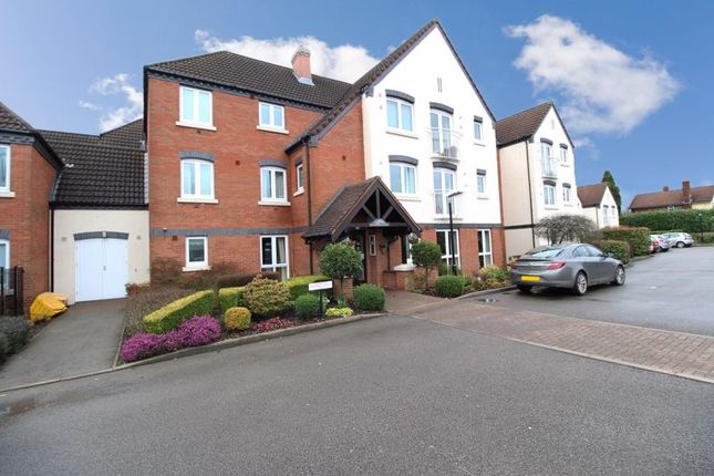 Thumbnail Flat for sale in Hunters Court, Sutton Coldfield