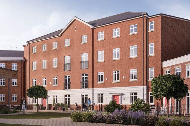 Thumbnail Flat for sale in Apt 5 Abbotsbury Court, Garden Square East, Dickens Heath