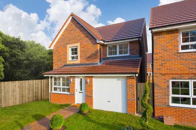 "Thumbnail Detached house for sale in ""Derwent"" at Lowfield Road, Anlaby, Hull"