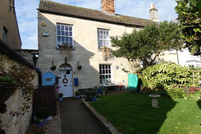 End terrace house for sale in The Green, Calne