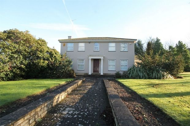 Thumbnail Detached house for sale in Hill House Road, Downend, Bristol