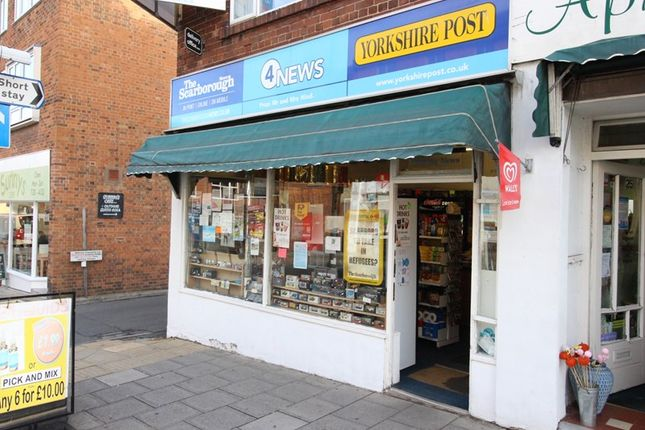 Commercial property for sale in 27 St Thomas Street, Scarborough