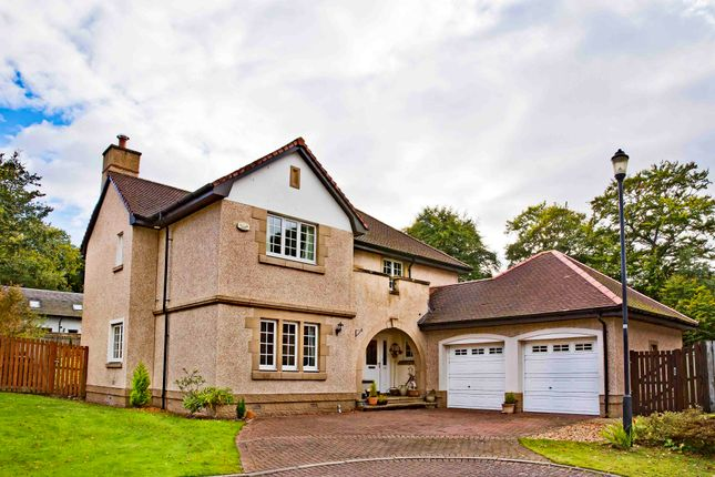 5 bed detached house for sale in Craigerne Drive, Peebles
