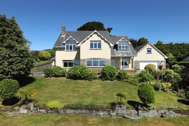 Thumbnail Detached house for sale in Sclerder Lane, Looe, Cornwall