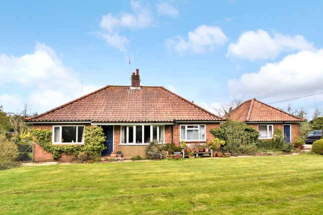 3 bed detached bungalow for sale in Suffield, Norwich NR11