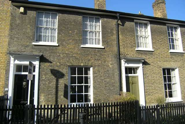 Thumbnail Terraced house to rent in King George Street, Greenwich, London