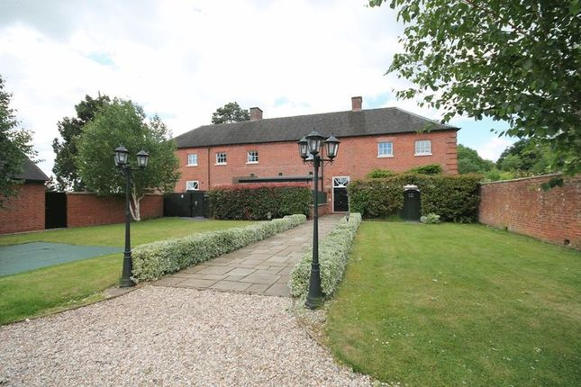Thumbnail Flat for sale in Styche, Market Drayton