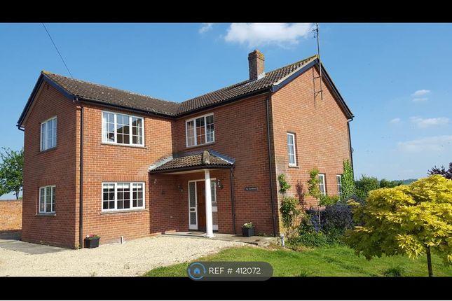 Thumbnail Detached house to rent in Wickfield Farm, Royal Wootton Bassett, Swindon
