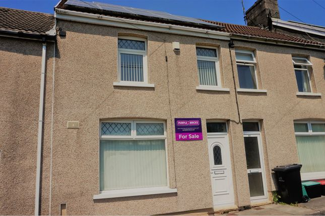 Terraced house for sale in Lewis Street, Newport