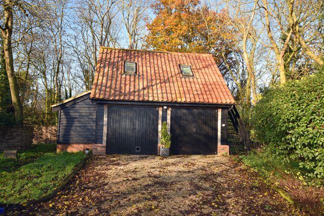 Double Garage of Hoggars Road, Mendlesham, Stowmarket, Suffolk IP14