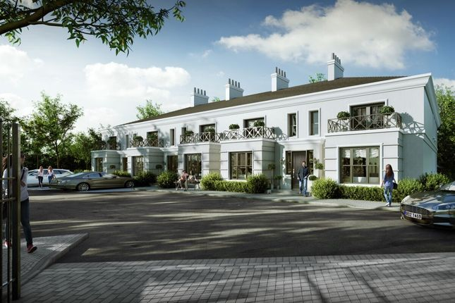 Thumbnail Flat for sale in The Cutts, Dunmurry, Belfast