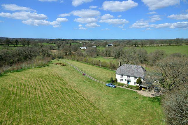 Thumbnail Detached house for sale in Exbourne, Okehampton