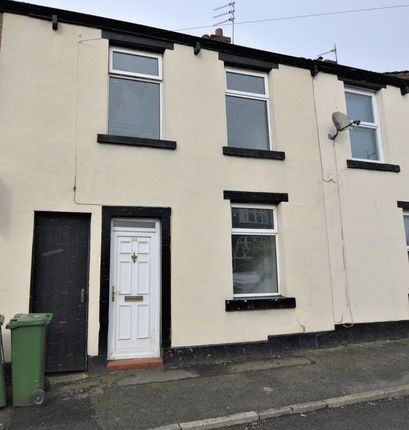 Thumbnail End terrace house for sale in Victoria Street, Hyde
